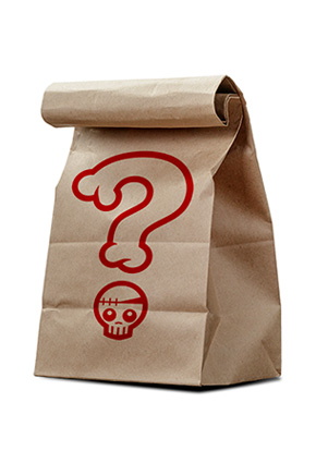 girls mystery bag
